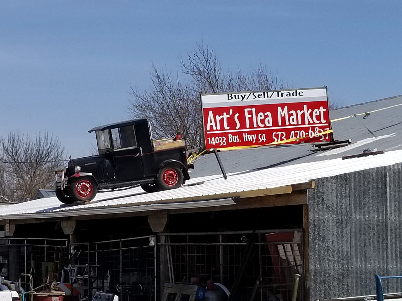 Art's Flea Market