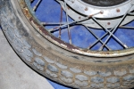 Rear Wheel Detail