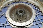 Rear Brake Drum Detail